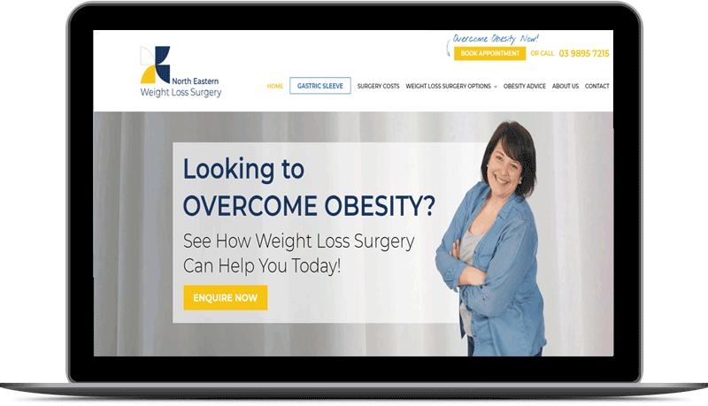 North Eastern Weight Loss Surgery - Case Study